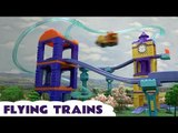 Mega Bloks Chuggington Play Doh Thomas and Friends Trackmaster Track Flying Trains Tomy Toy