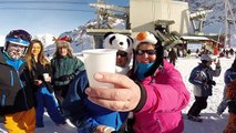 Skiing in Oz En Oisans and Alpe D'huez, France - GoPro Ski Edit 2014