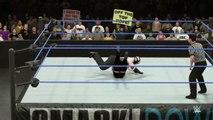 WWE 2K16 lilith v indo florez