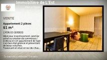 A vendre - Appartement - LYON 03 (69003) - 2 pièces - 61m²