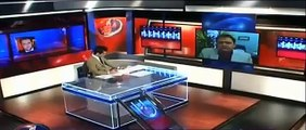 Hussain Nawaz Bashing Shahzaib Khanzada.....