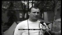1961 Battesimo idroscalo di Milano testimoni di Geova - Archivio Storico Luce