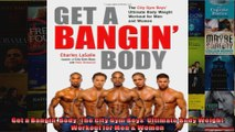 Download  Get a Bangin Body The City Gym Boys Ultimate Body Weight Workout for Men  Women Full EBook Free
