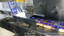 Bakery Products Packing Machine, Flow Wrap Machine, Horizontal Packaging Machine, Machine Working in Oman