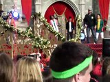 Jonas Brothers Mickey's Very Merry Christmas Parade Taping 2009