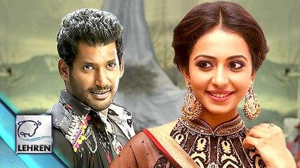 Rakul Preet To Romance Vishal In Mysskin's Next Film