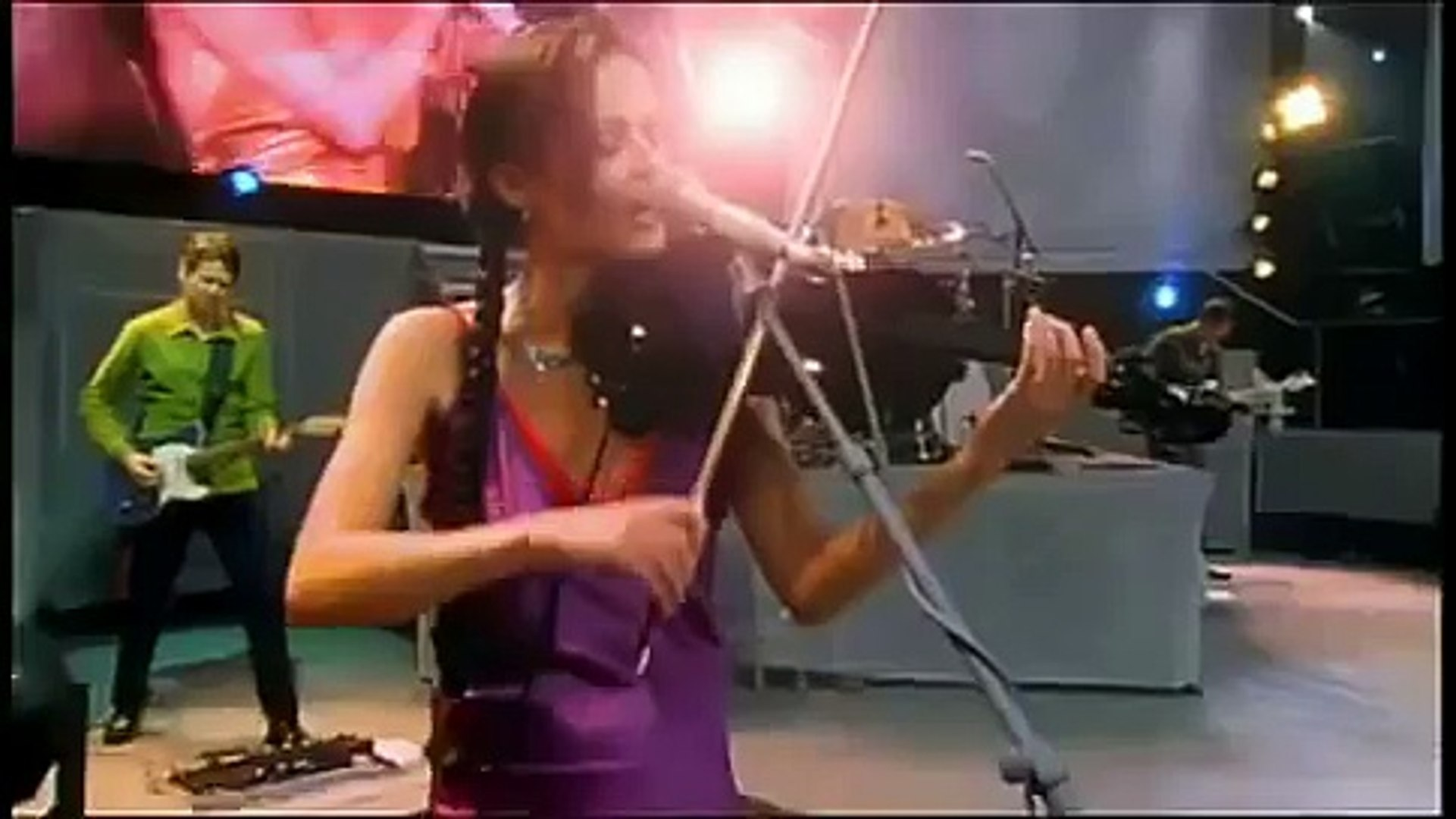 The Corrs - Live At Lansdowne Road 2000 [Full Concert] 6