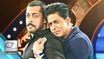 Shahrukh Khan FOLLOWS Salman Khan