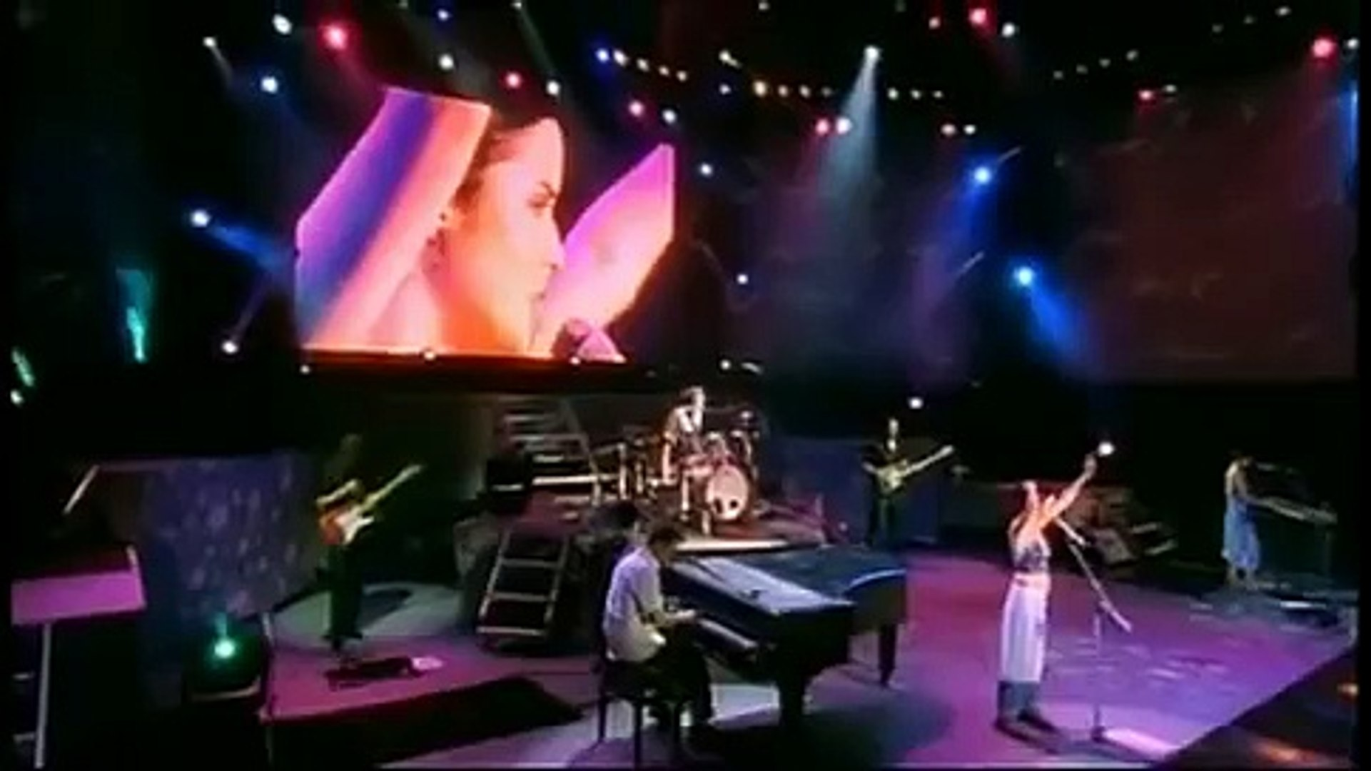 The Corrs - Live At Lansdowne Road 2000 [Full Concert] 47
