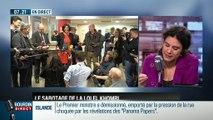 Apolline de Malherbe: Loi Travail: Myriam El Khomridénonce un sabordage - 06/04