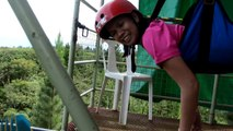 longest zipline @dahilayan adventure park, bukidnon