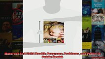 Maternal And Child Health Programs Problems and Policy in Public Health