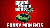 """GTA 5 Online Races """"Funny Moments"""" Sky Race !! (500 Subscriber Special)"""