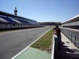 Circuito de Jerez 2008 saludando