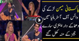 Amazing Pakistani Talent: Most Beautiful And Talented Singer Singing A Song In Australian Idol.