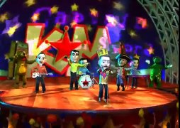 The Wiggles Space Dancing 2003