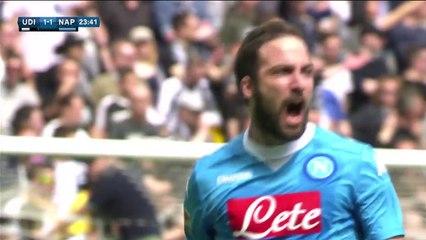 Bàn thắng đẹp vòng 31 Serie A