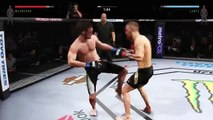 EA Sports UFC 2 Conor McGregor Career Mode EA Sports UFC 2 Conor McGregor Gameplay UFC Story Mode 106