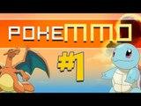 PokeMMO: Online Pokemon! Ep.1 Im Purple Jesus!
