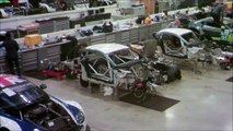 Building an Aston Martin V8 Vantage GTE in a Minute