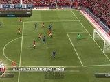 FIFA 13 - nejlepší góly 11. týdne