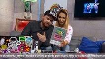 Bars and Melody kochają Olę Kot! BAM loves polish presenter Ola Kot tv interview