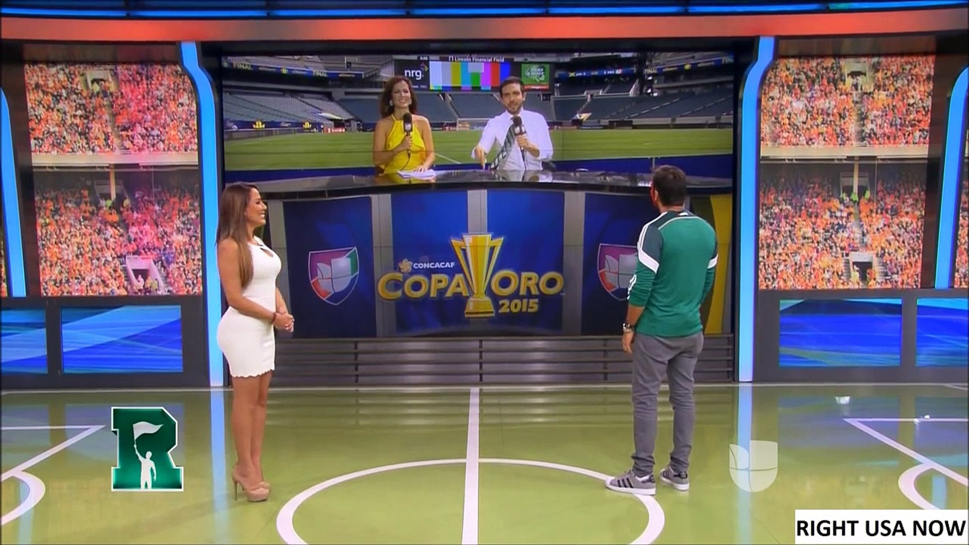 Lindsay Casinelli Big Tits, Nice Ass Republica Deportiva July 26, 2015