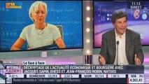 Partie 1/2 : Dette grecque: Quid du bras de fer entre le FMI et la Grèce ? 06.04.2016