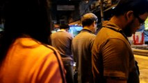 Bangkok, Thailand: 'Flashlight Market' aka Klong Thom