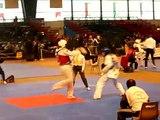 taekwondo tournoi paris
