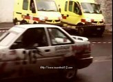 Francois Duval: Toyota Corolla GT Twin Cam AE86 - Senzeilles Historic Rally Stage 2012