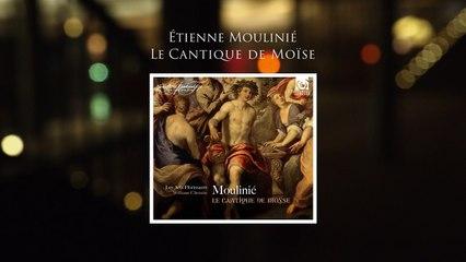 """""""Moulinié: Le Cantique de Moÿse"""" (Album Reissue)"""