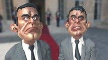 Je t'offre une Valls : Manuel Valls prend des claques en réalité virtuelle