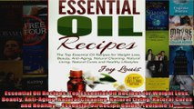 Essential Oil Recipes Top Essential Oil Recipes for Weight Loss Beauty AntiAging Natural