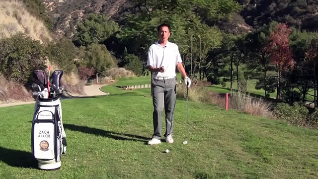 Golf Instruction: How to Improve your Ball Striking, Featuring Golf Instructor Zach Allen