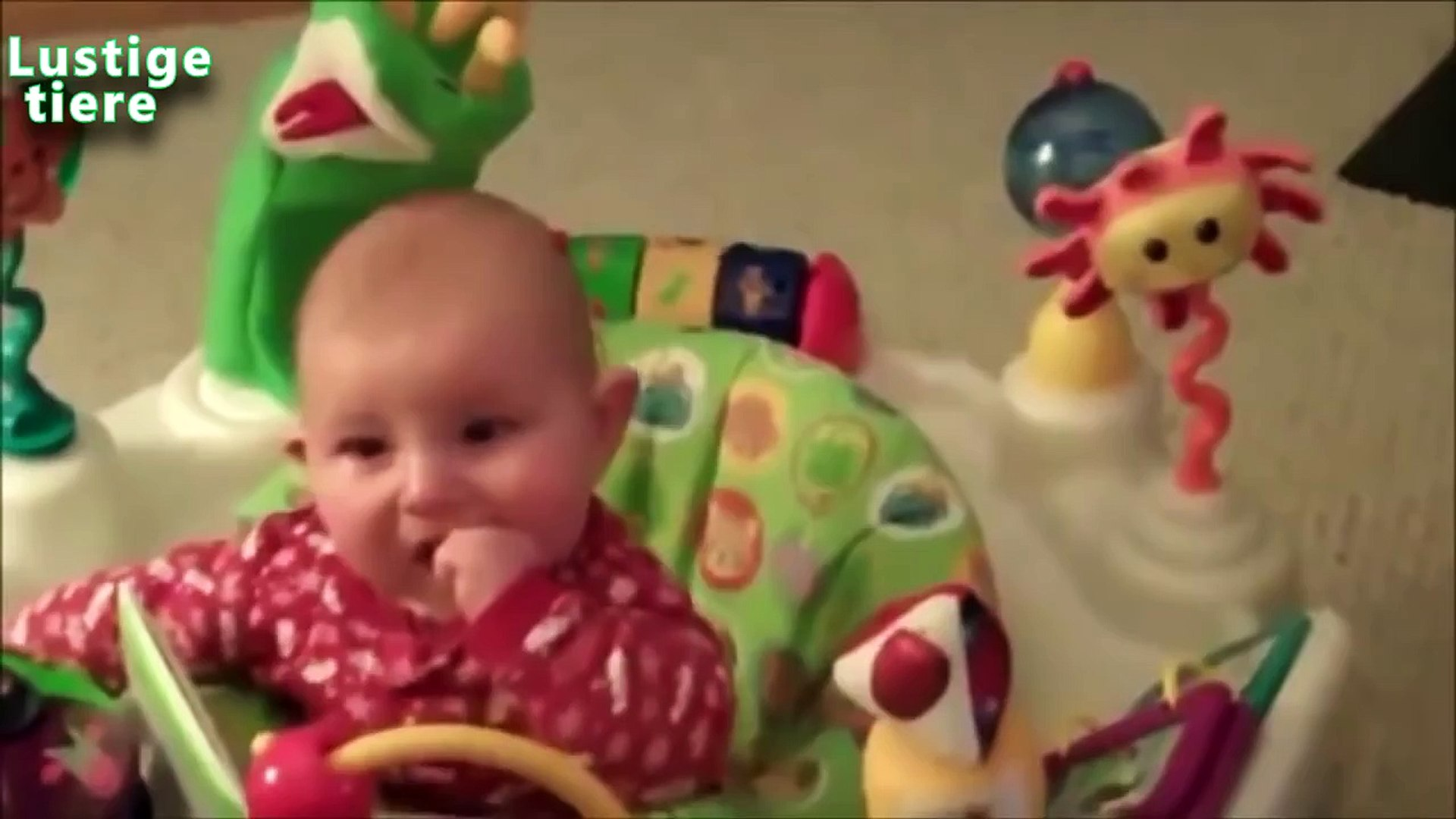 Funny Dogs - Best Animal Nannies for Babies Compilation 2014