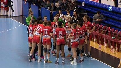 Handball : ESBF / Nice - Tous les buts de la rencontre