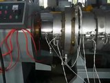 200mm PE Pipe Machine pe pipe extrusion line-salersally@tongsanextruder.com