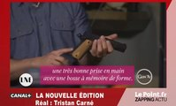 """États-Unis: """"Gun Tv"""", la chaine de téléachat consacrée aux armes à feu - Zapping du 6 avril"""