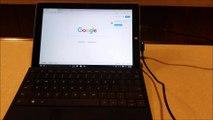 La Microsoft Surface se recharge avec elle-meme