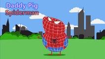 Peppa Pig Spiderman, Pink Spiderman, Venom, Peppa Hombre Araña, Peppa Uomo Ragno, Homem-Aranha