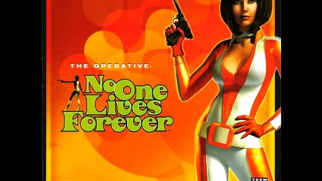 No One Lives Forever: In The Lounge - No One Grooves Forever