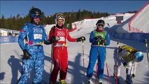 Freestyle Skiing - Ski Cross 2016 Youth Olympic Games 13