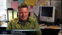 SGU Stargate Universe Behind The Scenes Interview 6