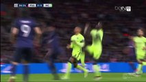 Blaise Matuidi Fantastic 1 on 1 Chance - PSG 0 - 0 Manchester City - Champions League 06.04.2016