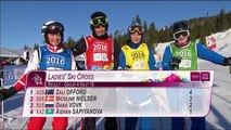 Freestyle Skiing - Ski Cross 2016 Youth Olympic Games 29