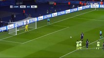 joe hart Amazing penalty save -- Manchester City vs PSG
