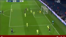 Zlatan Ibrahimovic And Edison Cavani Amazing Chance - PSG 2-1 Manchester City - 06.04.2016 HD