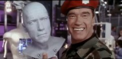 TERMINATOR 3 RISE OF THE MACHINES - SERGEANT CANDY DELETED SCENE (Why All Terminators Look Like Arnold!) - Arnold Schwarzenegger - Entertainment Movies Film