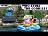 Sesame Street Peppa Pig Thomas & Friends Play Doh Disney Mickey Mouse Clubhouse Camper Kids